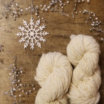 Brrr...It's cold outside! Escape the winter chill and come in and knit!